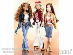 Mattel My Scene Barbie