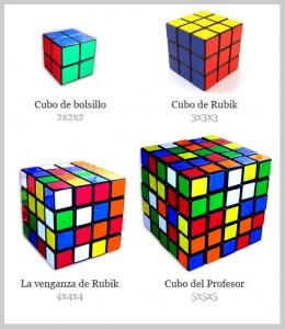 Tipos de cubo