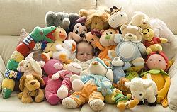 Exceso de juguetes